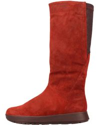 Think! Stiefel - Rot