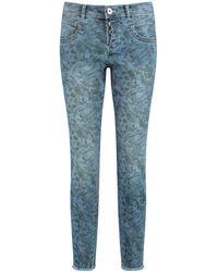 Taifun Jeans - Blau