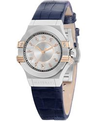 Maserati Uhr 'POTENTA' R8851108502 - Grau