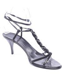 Hermès Sandaletten - Schwarz