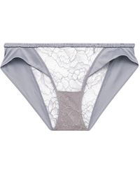 Calvin Klein Slip - Grau
