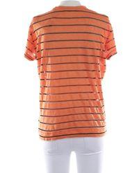 By Malene Birger T-Shirt - Orange