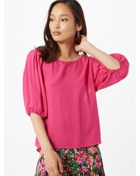 Gina Tricot Bluse 'Annie' - Pink