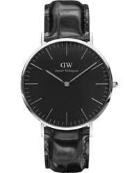 Daniel Wellington Uhr - Schwarz