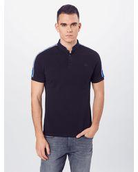 The Kooples Sport Shirt 'POLO' - Schwarz