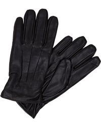 Jack & Jones - Handschuhe Leder - Lyst