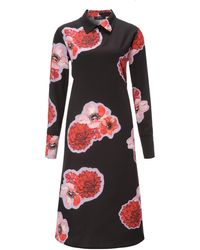 Aniston CASUAL Kleid - Rot