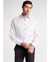 Eterna Hemd - Weiß
