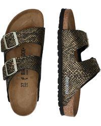 Birkenstock Pantolette 'Arizona' - Mehrfarbig