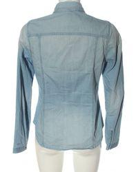 Adidas Neo Jeanshemd - Blau