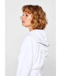 Esprit Bademantel - Weiß