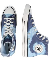 Converse Sneaker 'CTAS HI' - Blau