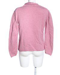 Eddie Bauer Rollkragenpullover - Pink