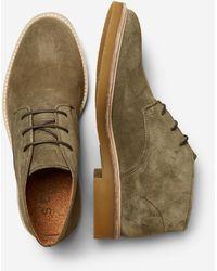 SELECTED Chukka Boots 'Luke' - Grün