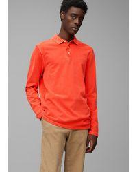 Marc O'polo Shirt - Rot