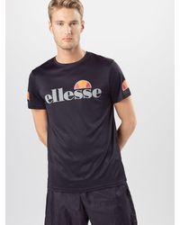 Ellesse - Sportshirt 'Pozzio' - Lyst