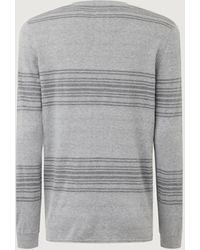 """O'neill Sportswear Pullover """"Stripe"""" - Mettallic"""