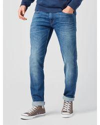 Replay Jeans 'ANBASS' - Blau