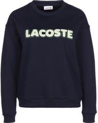 Lacoste Sweater ' Sportswear ' - Blau