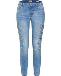 ONLY Jeans ́ CARMEN ́ - Blau