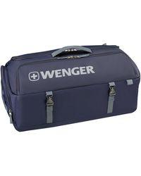 Wenger Reisetasche 'XC Hybrid' - Blau