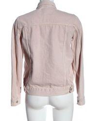 H&M Jeansjacke - Pink