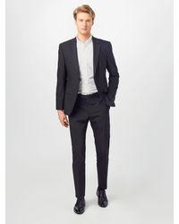 Strellson Anzug 'Aidan' - Schwarz