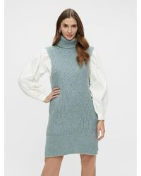 Y.A.S Pullover - Blau