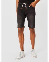 Pepe Jeans Shorts 'JAGGER' - Schwarz