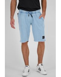 alife and kickin Shorts - Blau