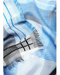 S.oliver Tuch - Blau