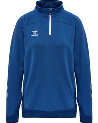 Hummel Trainingsjacke - Blau