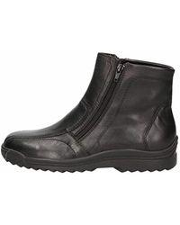 Waldläufer Boots - Schwarz