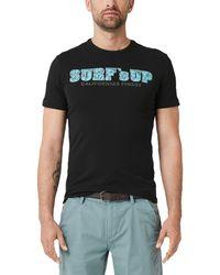 S.oliver Shirt - Schwarz