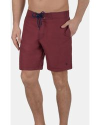Blend Shorts 'GOMES' - Rot