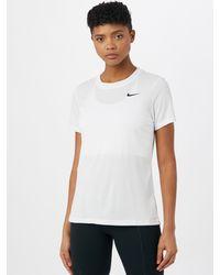 Nike Trainingsshirt 'Dry Legend' - Weiß