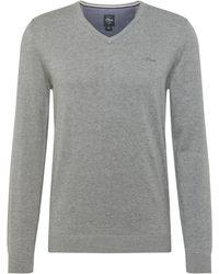 S.oliver Pullover - Grau
