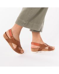 Pikolinos Sandaletten - Rot