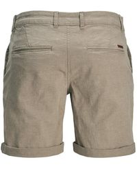 Jack & Jones Chinoshorts 'Kenso' - Natur