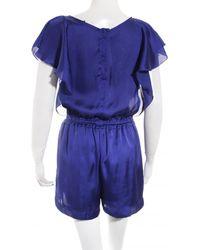H&M Jumpsuit - Blau