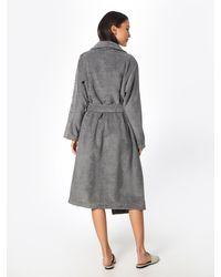 Calvin Klein Bademantel 'Robe' - Grau