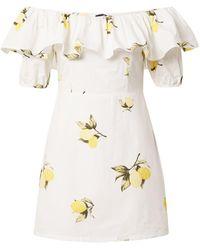 Tally Weijl Kleid 'COBORA' - Weiß