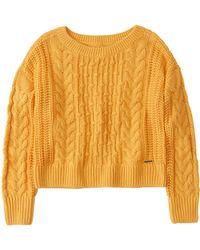 Pullover - Gelb