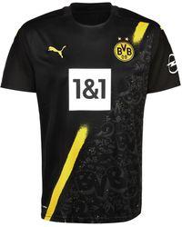 PUMA Borussia Dortmund Trikot Away 2020/2021 - Schwarz