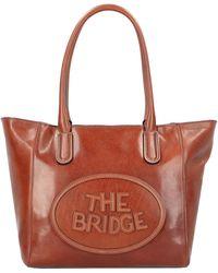 The Bridge Shopper 'penelope' - Braun