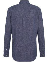 Samsøe & Samsøe Hemd 'Liam' - Blau