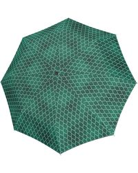 Knirps Regenschirm - Grün