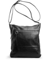 Still Nordic Schultertasche 'ellie shoulder bag' - Schwarz