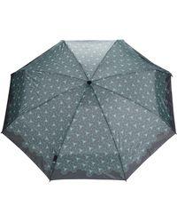 Knirps Regenschirm 'X1 Lotus' - Mehrfarbig