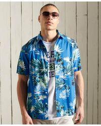 Superdry - Hawaiihemd - Lyst